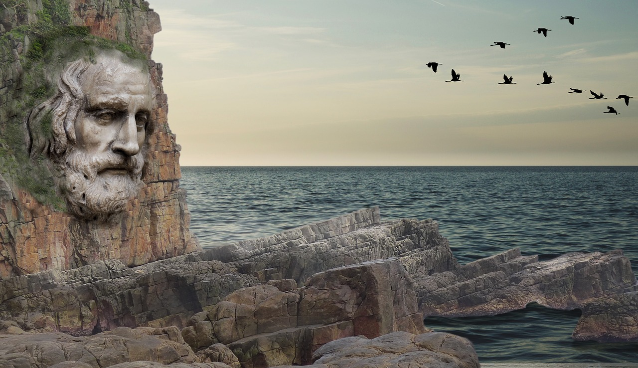 【自然哲学】万物の根源(アルケー)は何か? 「タレス、ピタゴラス、ヘラクレイトス、エンペドクレス、デモクリトス」