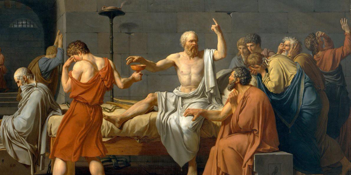 【変人ソクラテス】ソクラテス式問答法とは?【前編】